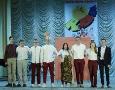 «Френд зона» під час конкурсу «Візитка»