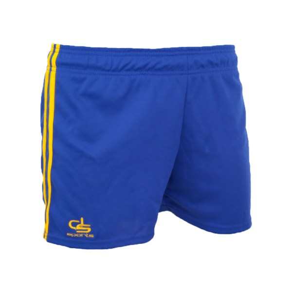 Shorts Blue/Yellow