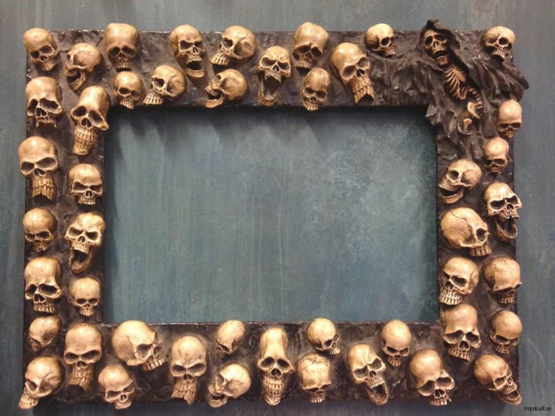 skull picture frames | Frameswalls.org