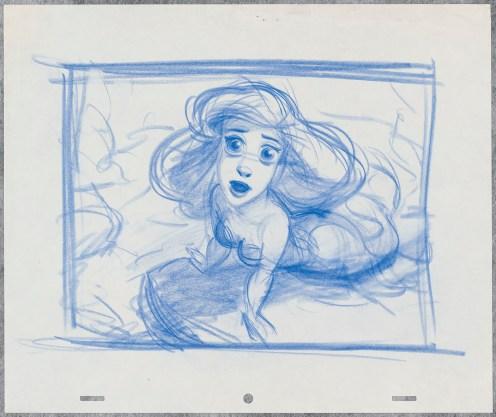 《リトル・マーメイド》より 1989年 © Disney Enterprises, Inc.