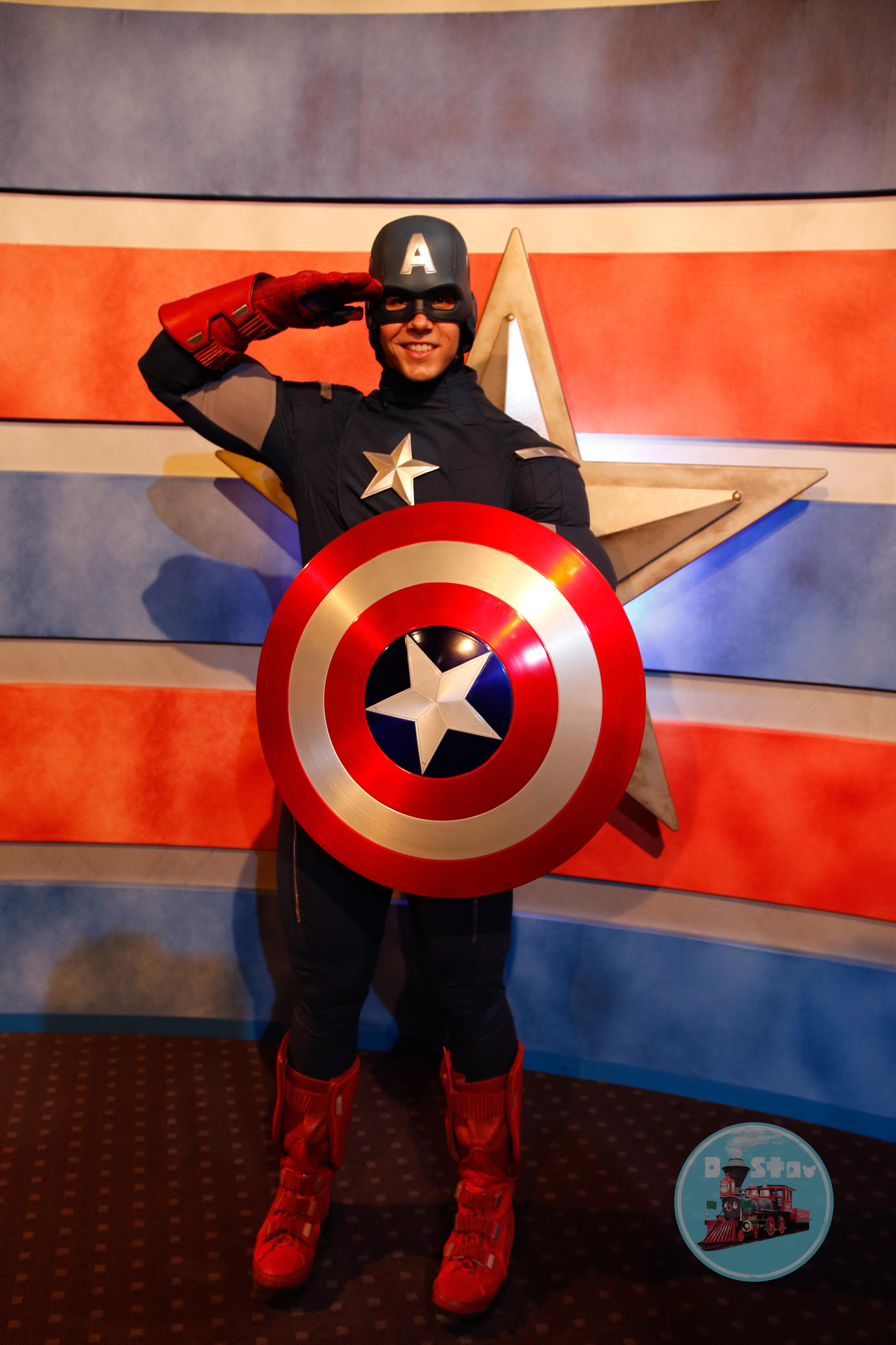Captain Ameria