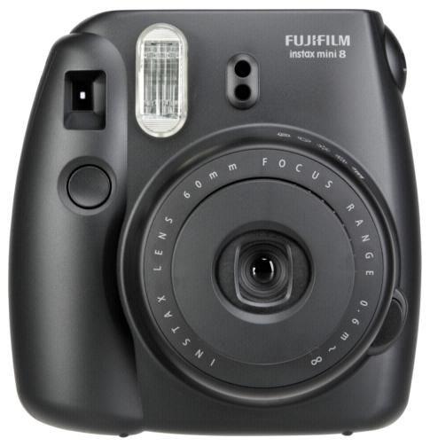 Fujifilm Instax Mini 8 schwarz inkl. 10er Instax Mini Film instax film parent 2 Instax Film Parent 2 9053917252F5FA4D9AC945DC827B7640