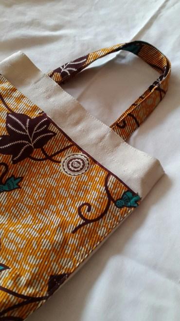 Print & Canvas Lunch Bag