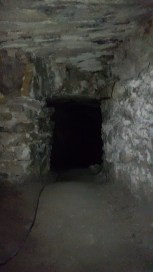 Caves at the bottom of the well