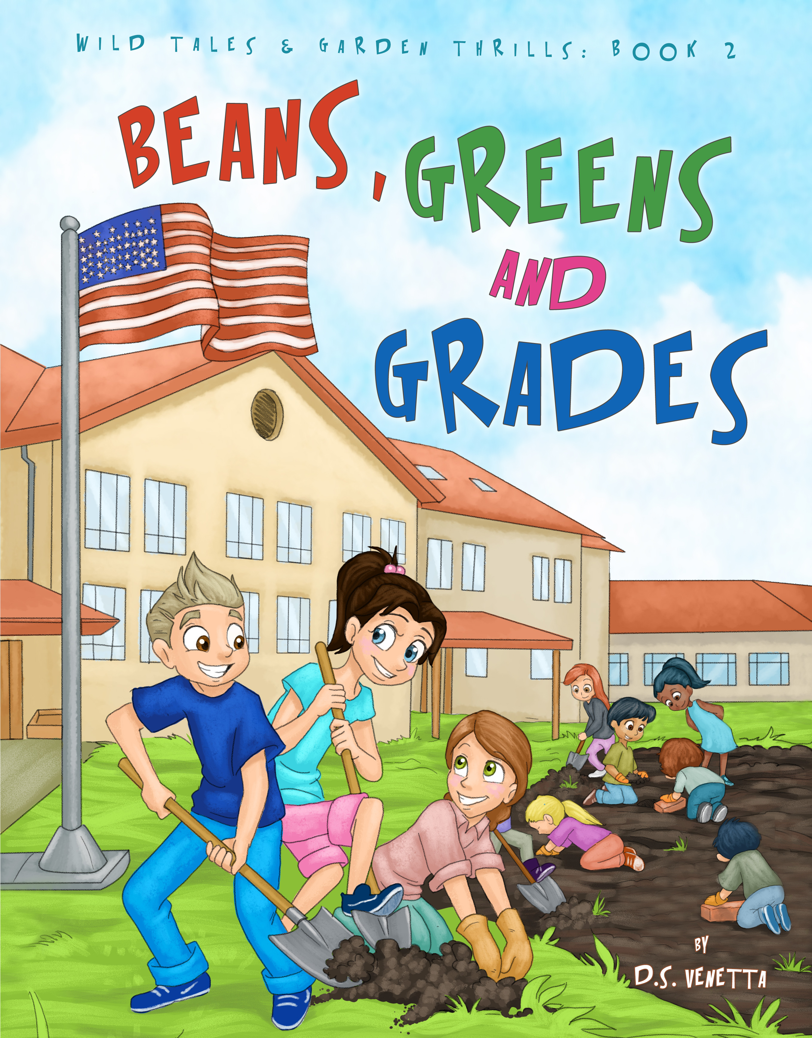 beans greens and grades by d.s. venetta