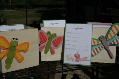 seed packet craft