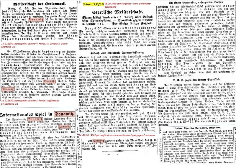 x301029 sportblatt 45