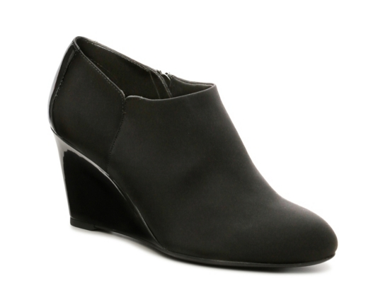 Bandolino Booties Thais Wedge Booties