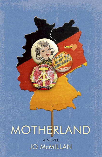 Motherland from Jo McMIllan