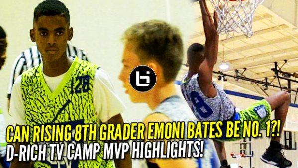 6'7″ Rising 8th Grader Emoni Bates Makes Case for No. 1 ...