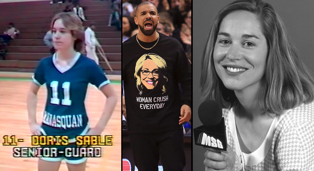 From High School To Handles In High Heels  Here s Doris Burke s Best     If Drake is still alive  can someone show him this video of his crush  NBA  analyst Doris Burke  who should be calling games with Chauncey Billups        Read