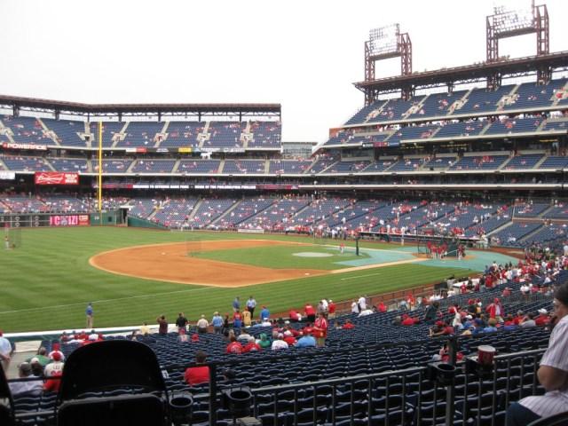 Citizens Bank Park Philadelphia sports travel