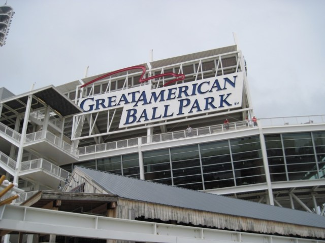 Great American Ball Park exterior