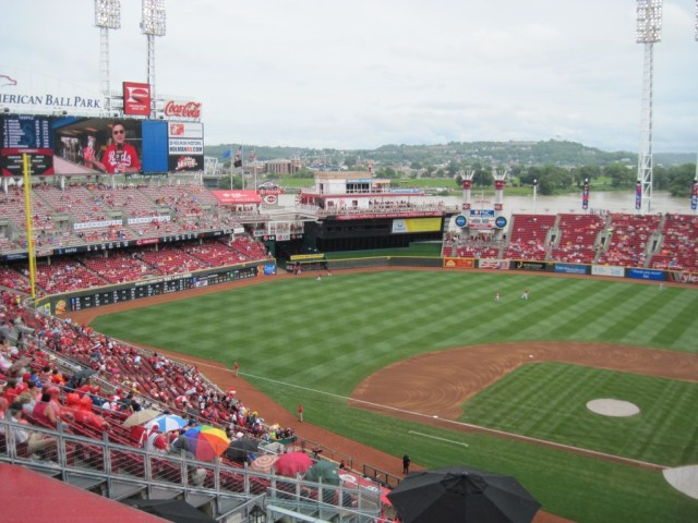 Great American Ball Park overview