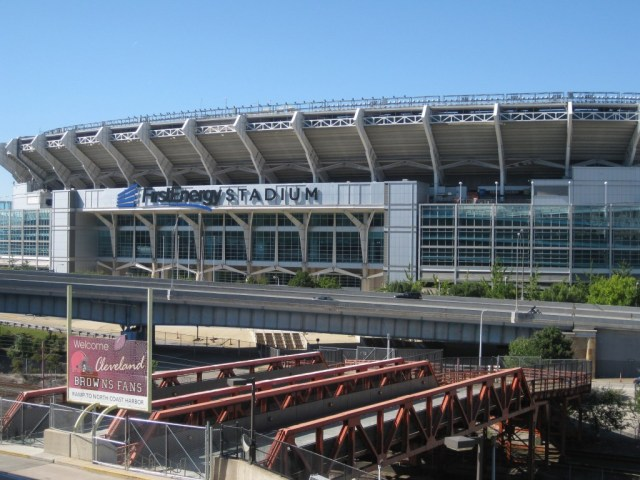First Energy Stadium Cleveland sports travel