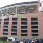 CenturyLink Field Seattle Seahawks events map parking seating