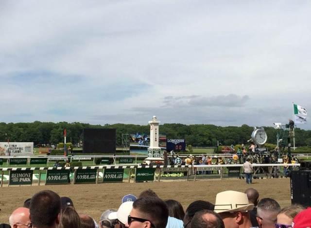 2015 Belmont Stakes American Pharoah Triple Crown