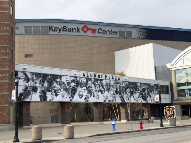 KeyBank Center Buffalo Sabres