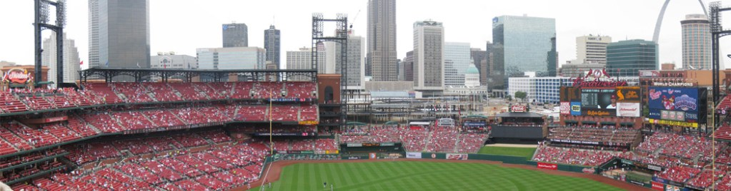 Busch Stadium St Louis Cardinals events tickets parking seating hotels food