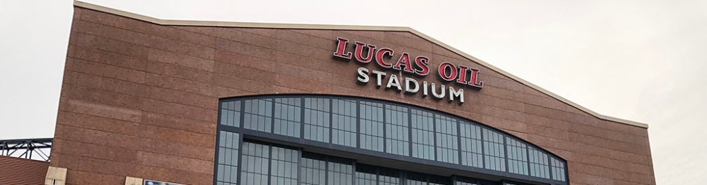 Lucas Oil Stadium Indianapolis Colts events tickets parking hotels seating food