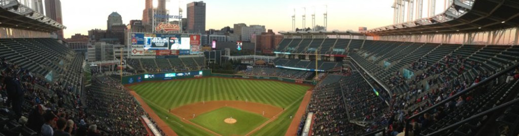 Progressive Field Cleveland Indians events tickets parking hotels seating food
