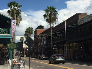 Ybor City Tampa sports travel