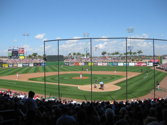 Bright House Field, Clearwater