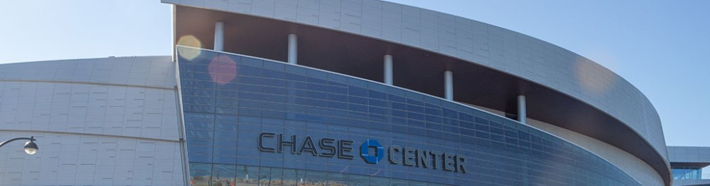 Chase Center Golden State Warriors San Francisco events arena parking seating food