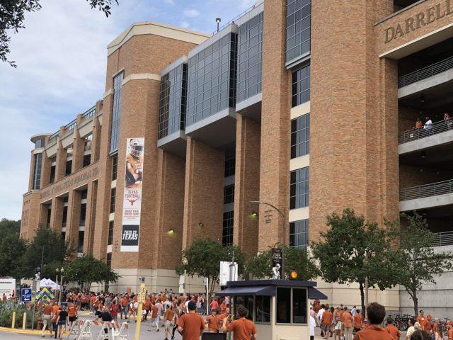 DKR-Texas Memorial Stadium Longhorns