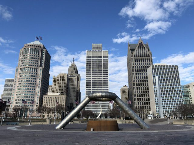 Detroit sports travel guide