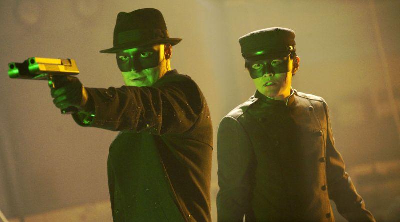 The Green Hornet movie review, DT2ComicsChat, David Taylor II