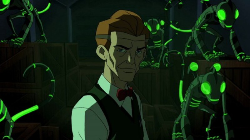 "TV Review: Young Justice[S1Ep5] ""Schooled"", Black Canary, DT2ComicsChat, David Taylor II"