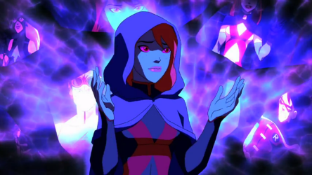 "Young Justice 1x9 ""Bereft"" review, Robin, Miss Martian, DT2ComicsChat, David Taylor II"