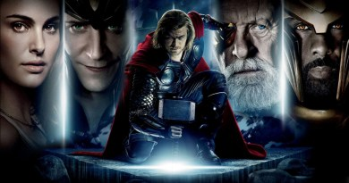 Thor review DT2ComicsChat, David Taylor II