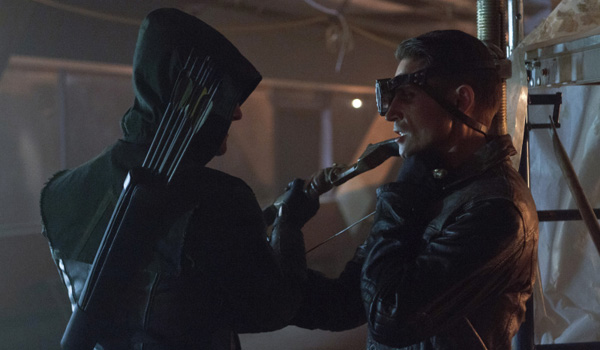 Arrow Lone Gunmen Review, DT2ComicsChat, David Taylor II, Deadshot, Green Arrow