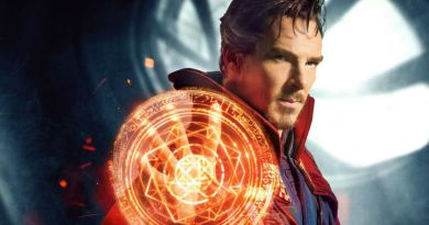 Benedict Cumberbatch, Doctor Strange review, DT2ComicsChat, David Taylor II