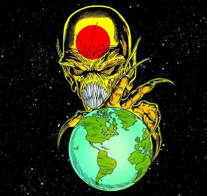 Arrow Invasion Review DT2Comics Chat David Taylor II Heroes vs Aliens