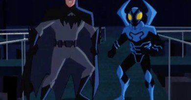Justice League Action 1x06 Review Time Share