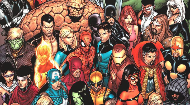 Avengers, Sun & Lion Studios, DT2ComicsChat