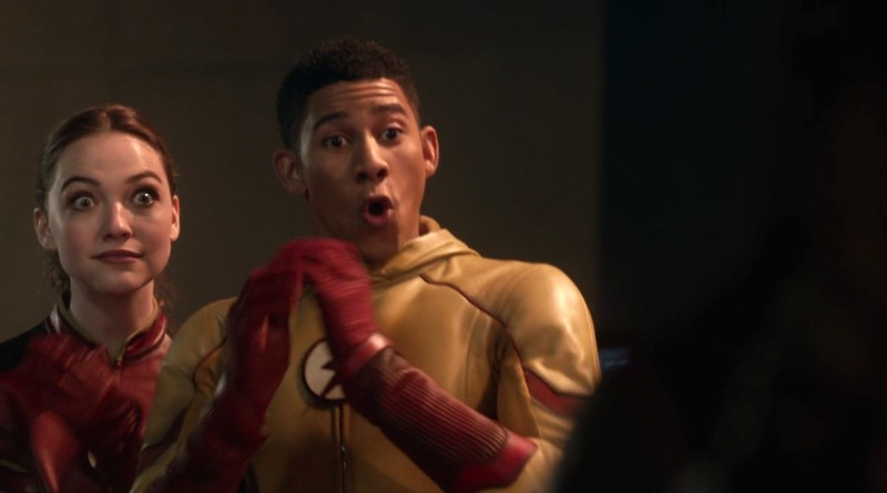The Flash, 3x14, S3Ep14 review, Attack on Central City, David Taylor II, DT2ComicsChat