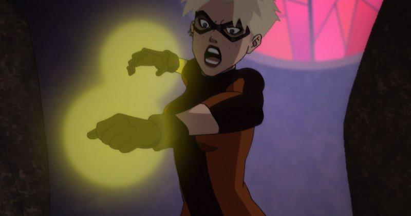 Teen Titans the Judas Contract review, DT2ComicsChat, David Taylor II