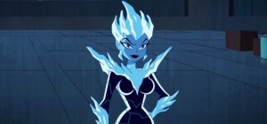 "Killer Frost, Firestorm, Justice League Action, Review, ""Freezer Burn,"" Batman, Mr. Freeze, Gotham City, Caitlin Snow"
