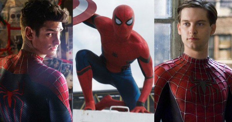 Tobey Maguire, Andrew Garfield, DT2ComicsChat, Spider-Man, Tom Holland