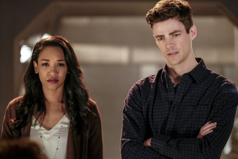 "TV Review: The Flash [S4Ep7] ""Therefore I Am"", 4X7, Barry Allen, Grant Gustin, Danielle Panabaker, Killer Frost, DT2ComicsChat, David Taylor II, review, The Thinker"
