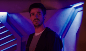 The Flash, The Flash review, True Colors, 4x13, Grant Gustin, Danielle Panabaker, Barry Allen, Killer Frost, David Taylor iI, DT2ComicsChat reviews