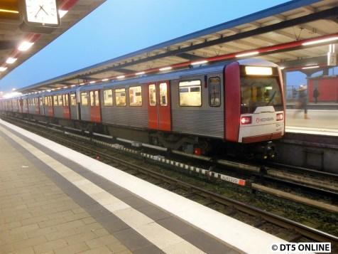 DT3 805/854 in Barmbek