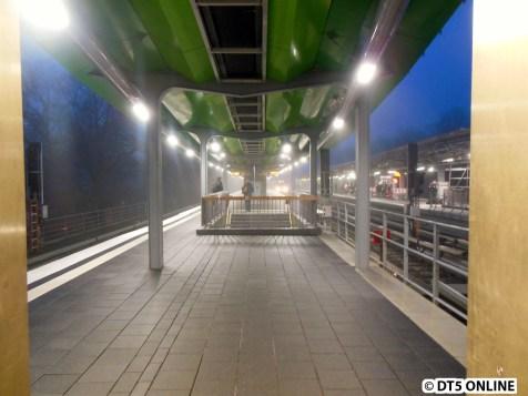 Wandsbek-Gartenstadt im Nebel, 25.11.2014