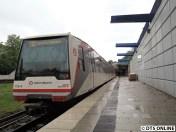 Selber Zug in Legienstraße, bevor der aktuelle Beitrag für das Bautagebuch entstand