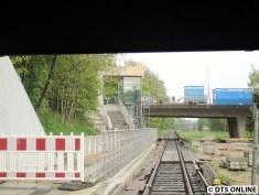 Ausblick aus einem Zug