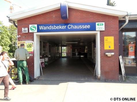Wandsbeker Chaussee (S1)